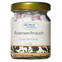 Rosenweihrauch - Phoros Räucherharz