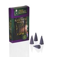 Black Forest - Weltreise, Original Crottendorfer Räucherkerzen