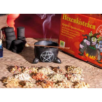 Hexenkistchen & Räucher - Mischset