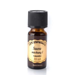 Sauna Mischung I - 10 ml Pajoma 100% ätherisches...