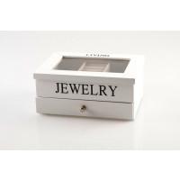 Pajoma Schmuckbox Jewelry, Höhe 8,5 cm