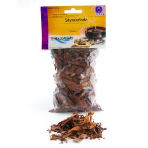 Styraxrinde 50 g, Duftende Hölzer & Kräuter