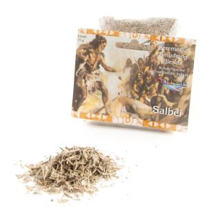 Salbei - Reine Kräuter - Indianisches Räucherwerk