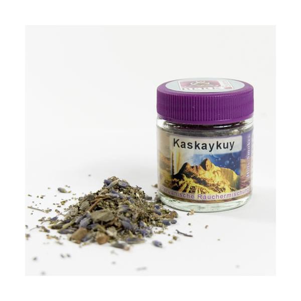 Kaskaykuy - Räucherwerk der Inkas