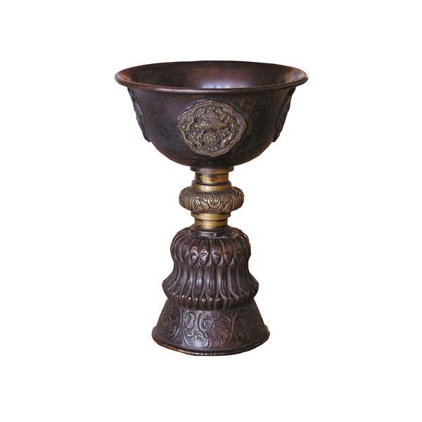 Bod - Räucherkelch im tibetischen Stil
