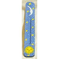 Räucherstäbchenhalter aus Pappmasche - Sternenhimmel