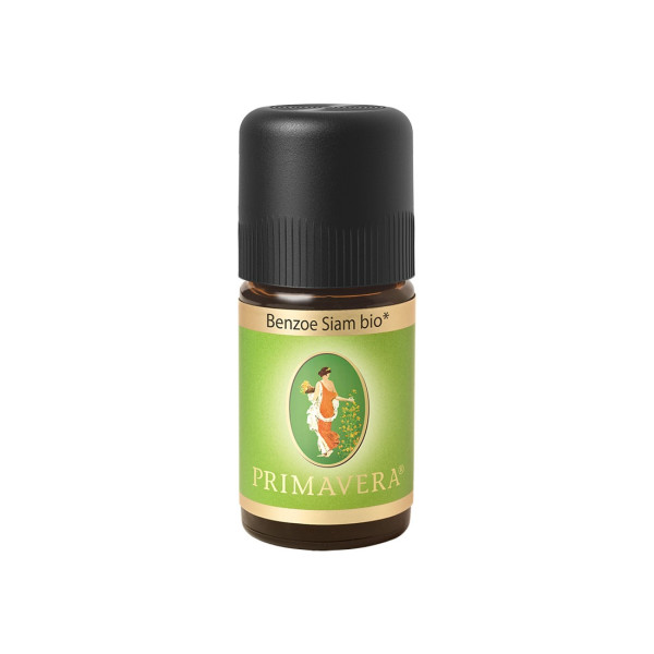 Benzoe Siam* bio 5 ml Primavera ätherisches Öl