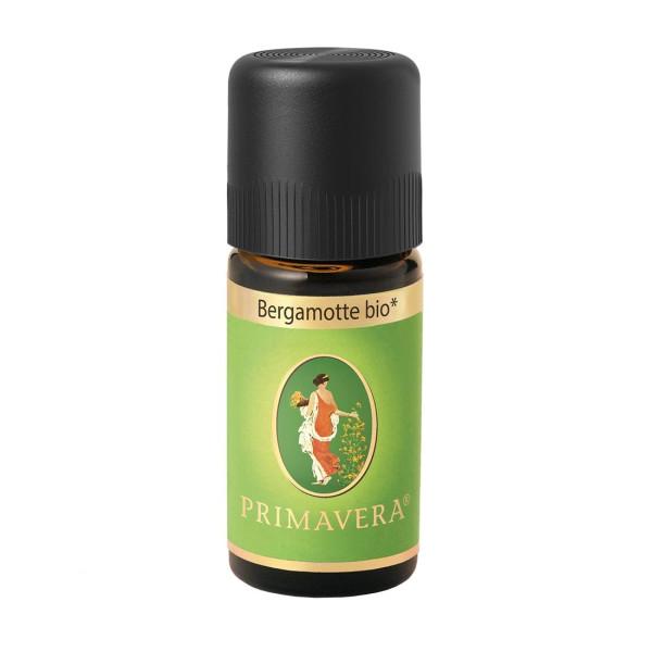 Bergamotte* bio 10 ml Primavera ätherisches Öl