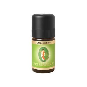 Grapefruit* bio 5 ml Primavera ätherisches Öl