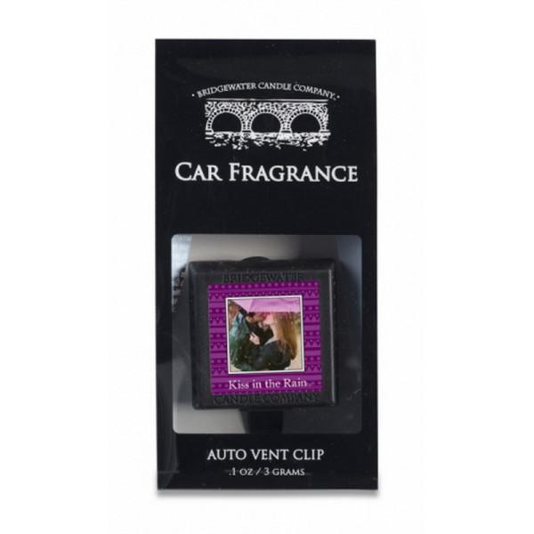 Kiss in the Rain - Bridgewater Car Freshener, Autolufterfrischer