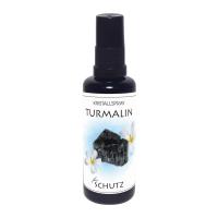Turmalin - Engelalm Edelstein Essenz, Serie Kristall