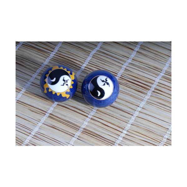 Qi Gong Kugel Sonne und Mond
