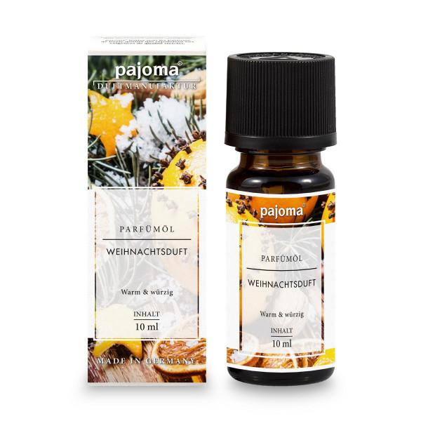Weihnachtsduft, Pajoma Parfümöl im Faltkarton 10ml