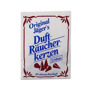 Carl Jäger Mini-Duft-Räucherkerzen -...