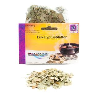 Eukalyptusblätter 50 g, Duftende Hölzer &...