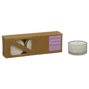 Jasmin Flower - Heaven Scent Teelichter in...