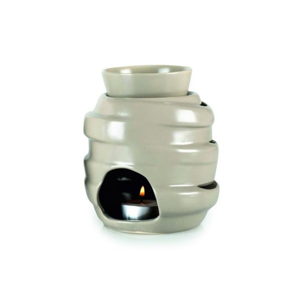 Pajoma Keramik-Duftlampe Grau