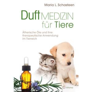 Duftmedizin für Tiere: Ätherische Öle und...