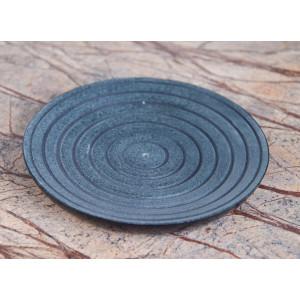 Circle Räucherstäbchenhalter aus Speckstein