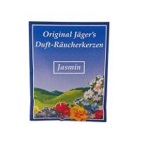 Carl Jäger Premium Parfüm Räucherkerzen - Jasmin