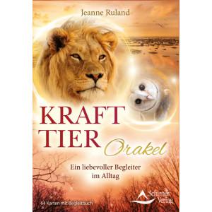 Ruland, J: Kartenset Krafttier-Orakel, Ein liebevoller...