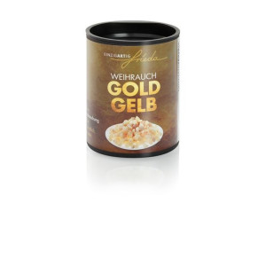Weihrauchmischung - Goldgelb