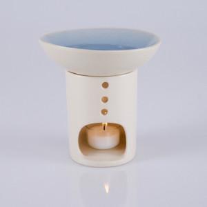 Keramik Duftlampe Blue Moon