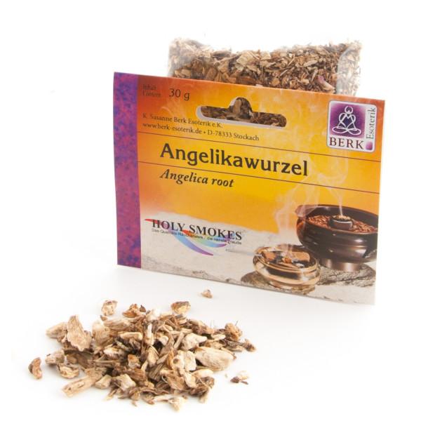 Angelikawurzel 30 g, Duftende Hölzer & Kräuter