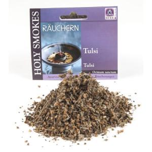 Tulsi - Räucherwerk in Tüten 10g