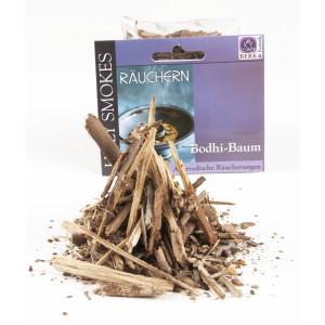 Bodhi-Baum - Räucherwerk in Tüten 20gr