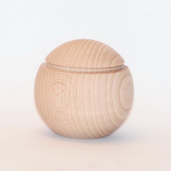 Pallina 8.0 Duftträger aus Buchenvollholz mit Tropfschutzkante