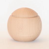Pallina 10.0 Duftträger aus Buchenvollholz mit Tropfschutzkante