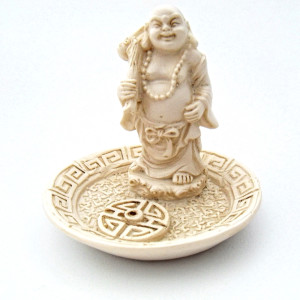 """Räucherstäbchenhalter """"Buddha"""", 4..."""