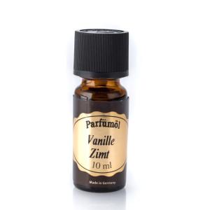 Vanille & Zimt - 10 ml. Parfümöl,...