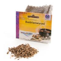 Baldrianwurzel 30 g, Duftende Hölzer & Kräuter