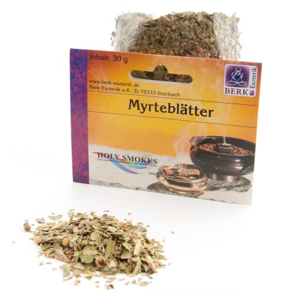 Myrteblätter 30 g, Duftende Hölzer & Kräuter