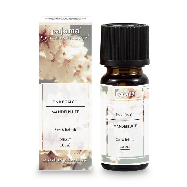 Mandelblüte - Pajoma Parfümöl, Duftöl, 10 ml Faltkarton