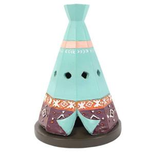Boho Teepee Incense Cone Holder