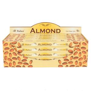 Mandeln (Almond), Tulasi Exotic Räucherstäbchen
