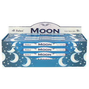 Mond (Moon), Tulasi Exotic Räucherstäbchen