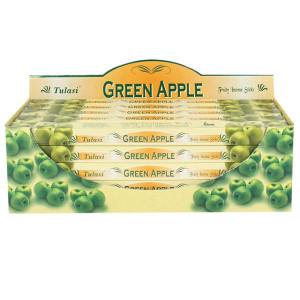 Grüner Apfel (Green Apple), Tulasi Früchte...