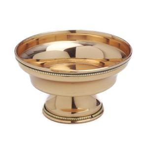 Räucherschale, Weihrauchschale Kupfer D 10 cm