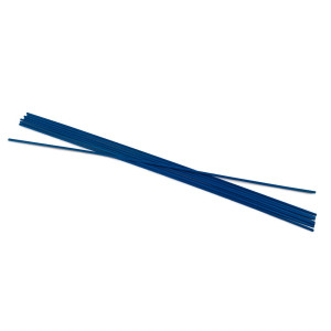 Raumduftstäbchen 8 Stück, blau, L 40cm für...
