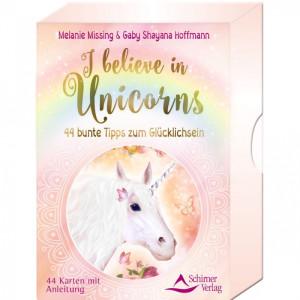 Kartenset: I believe in Unicorns / Ich glaube an...