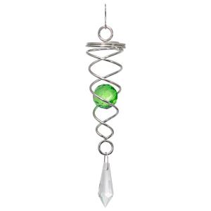 Orbit Little Crystal Twister, green Inklusive 2...