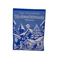 Carl Jäger Weihnachtsmarkt-Pfefferkuchen Räucherkerzen, Winterliche Düfte