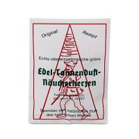 Carl Jäger Edel-Tannenduft Räucherkerzen, Traditionelle Düfte