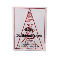 Carl Jäger Echte Weihrauchkerzen schwarz Räucherkerzen, Traditionelle Düfte