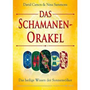 Carson, David: Das Schamanen-Orakel
