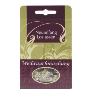 Weihrauchmischung Neuanfang Loslassen 10 g